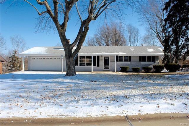 45 Deerfield Lane, St Louis, MO 63146 (#18002773) :: Kelly Hager Group   Keller Williams Realty Chesterfield