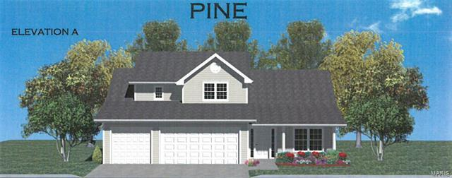 0 Tuscan Valley Estates-Pine, Arnold, MO 63010 (#18002791) :: Sue Martin Team