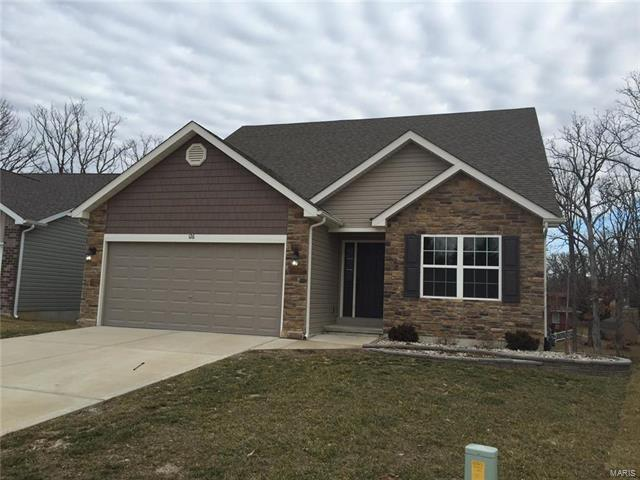 126 Ivybrook Drive, Wentzville, MO 63385 (#18002799) :: Kelly Hager Group | Keller Williams Realty Chesterfield