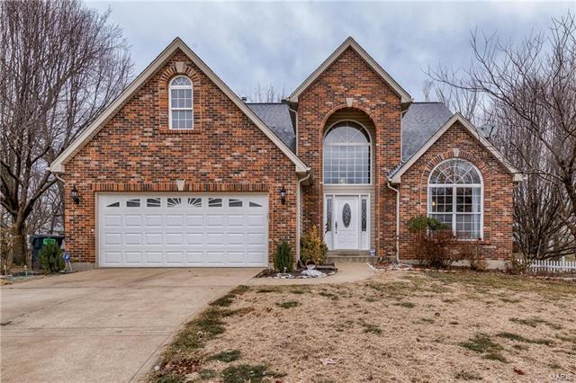 3989 Poppy Marie Lane, Saint Charles, MO 63304 (#18002810) :: St. Louis Finest Homes Realty Group