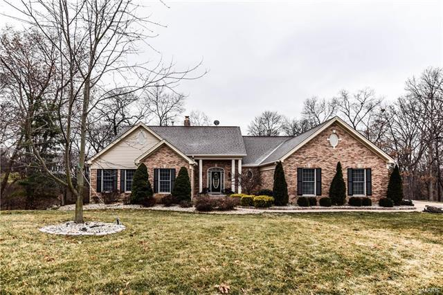 1601 Ashford Hill, Wildwood, MO 63038 (#18002822) :: St. Louis Realty