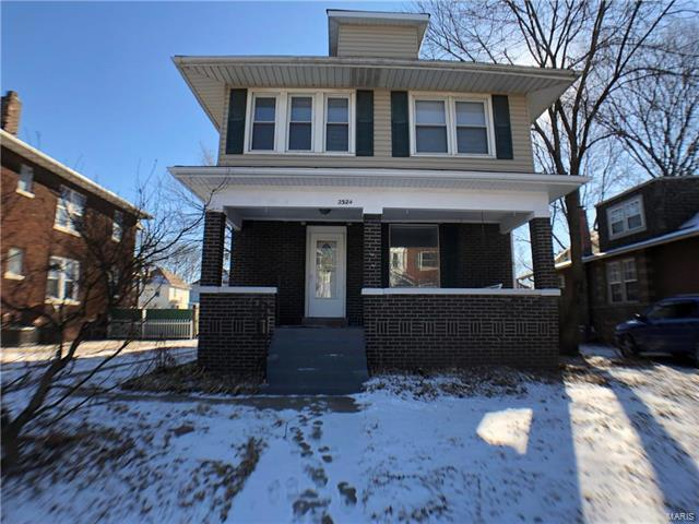 2324 Cleveland, Granite City, IL 62040 (#18002934) :: Clarity Street Realty