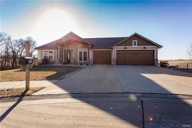 305 Liberty Court, Waterloo, IL 62298 (#18002971) :: Clarity Street Realty