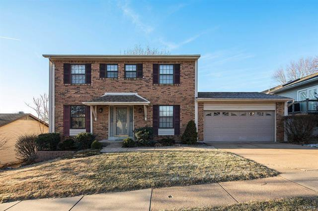 4344 Grand Marnier Drive, St Louis, MO 63129 (#18003016) :: Clarity Street Realty