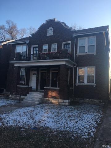 3704 Bates Street, St Louis, MO 63116 (#18003073) :: Sue Martin Team