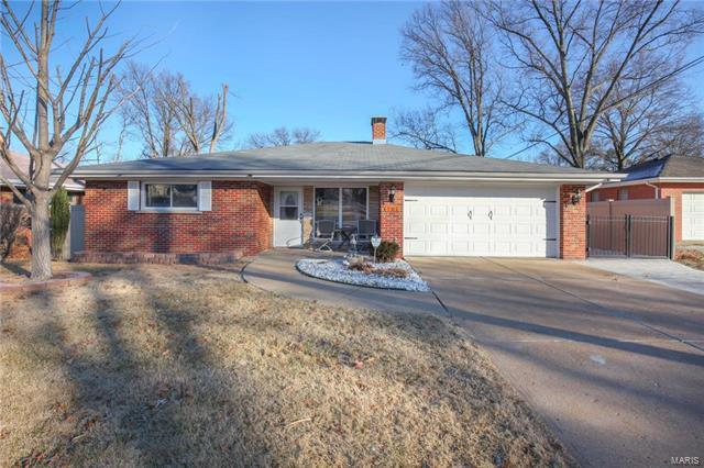 701 Buckley Road, St Louis, MO 63125 (#18003149) :: Clarity Street Realty