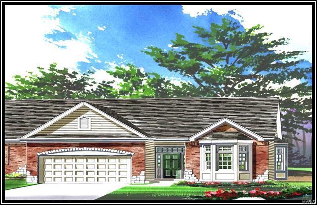 0 Tbb-Clayton 3 Bdr Attached, Wentzville, MO 63385 (#18003232) :: PalmerHouse Properties LLC