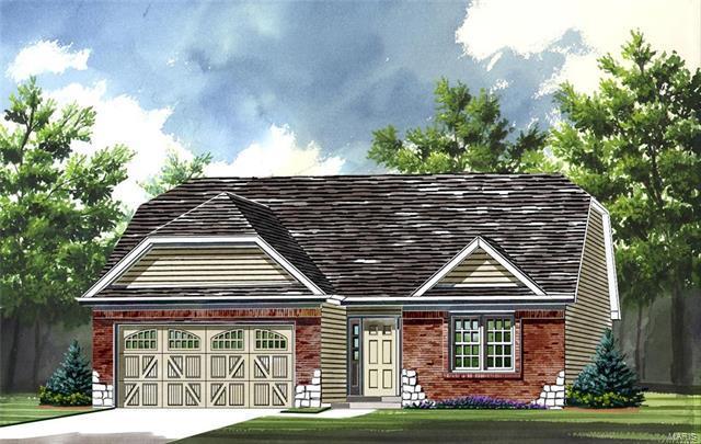 0 Tbb-Clayton 3 Bdr Free Stdg, Wentzville, MO 63385 (#18003245) :: PalmerHouse Properties LLC