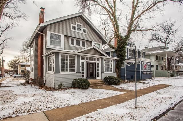 536 Lake Avenue, Webster Groves, MO 63119 (#18003368) :: Clarity Street Realty