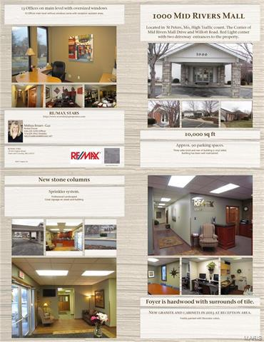1000 Mid Rivers Mall Drive, Saint Peters, MO 63376 (#18003372) :: St. Louis Realty