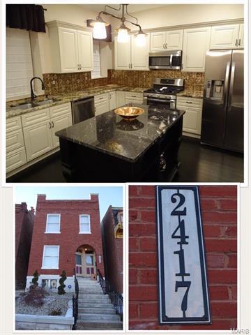 2417 S 9th Street, St Louis, MO 63104 (#18003450) :: Sue Martin Team