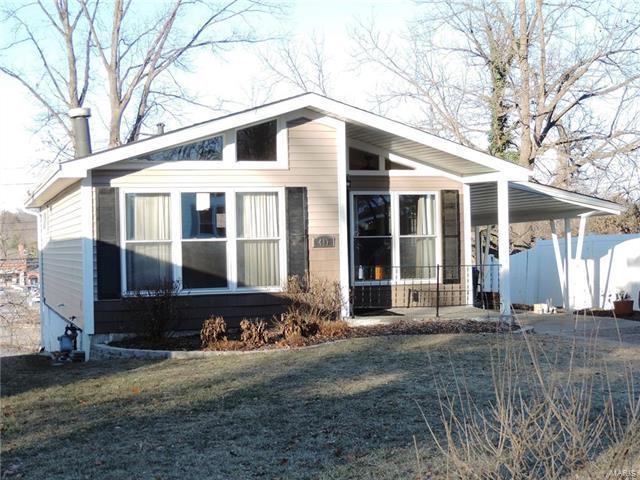 417 Lakeside Drive, Ballwin, MO 63021 (#18003485) :: St. Louis Realty