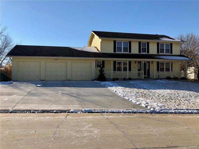 3045 Winding River Drive, Saint Charles, MO 63303 (#18003534) :: St. Louis Realty