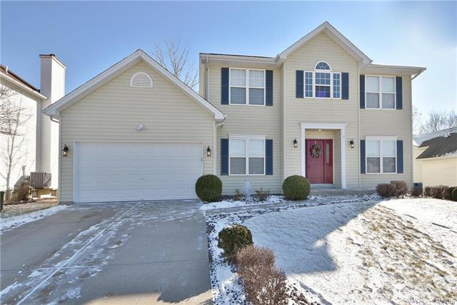 1734 Doris Walter Lane, Saint Charles, MO 63303 (#18003542) :: St. Louis Realty