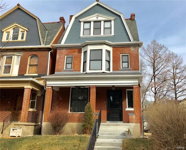 4543 Mcpherson Avenue, St Louis, MO 63108 (#18003547) :: The Becky O'Neill Power Home Selling Team