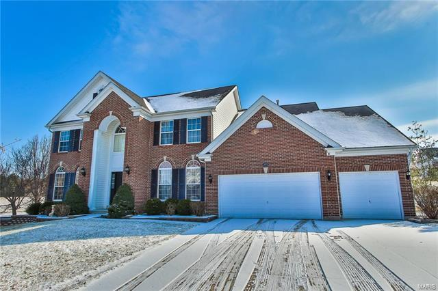 355 Cherry Hills Meadows, Wildwood, MO 63040 (#18003549) :: St. Louis Realty