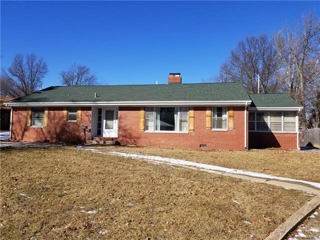 106 Anne Avenue, O'Fallon, IL 62269 (#18003556) :: St. Louis Realty
