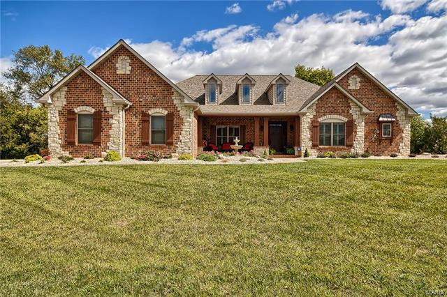 1904 Forest Edge Court, O'Fallon, IL 62269 (#18003561) :: St. Louis Realty