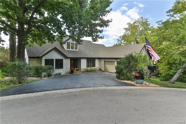 613 Aspen Ridge Court, Town and Country, MO 63017 (#18003562) :: St. Louis Realty
