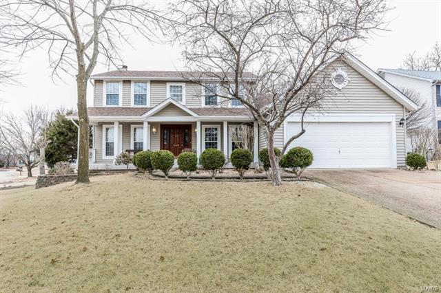 468 Bethany Court, Valley Park, MO 63088 (#18003605) :: PalmerHouse Properties LLC