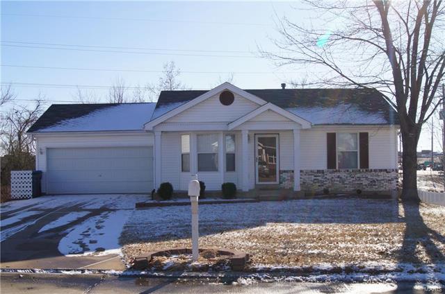 114 Christina Marie Drive, O'Fallon, MO 63368 (#18003614) :: St. Louis Realty