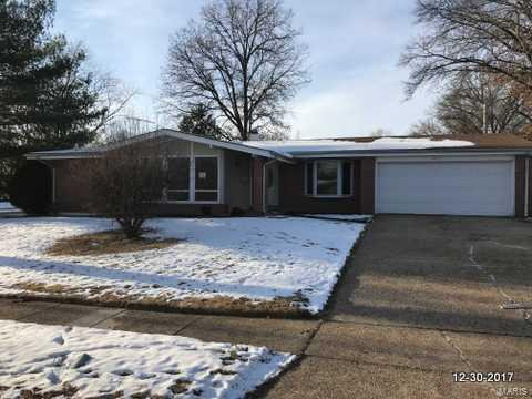 1425 Aintree Drive, Florissant, MO 63033 (#18003622) :: Clarity Street Realty