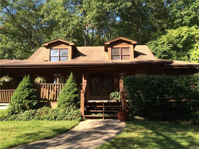 3641 Hawks Rest Road, Wildwood, MO 63069 (#18003635) :: St. Louis Finest Homes Realty Group