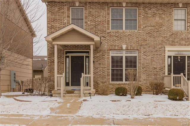 513 Queens Court Place, Saint Peters, MO 63376 (#18003637) :: St. Louis Finest Homes Realty Group