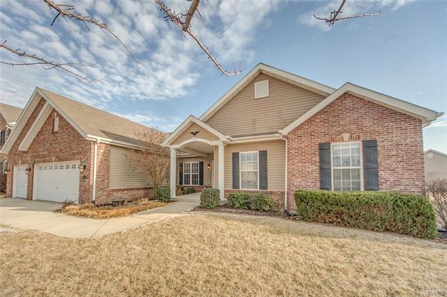 2604 Ambridge, Shiloh, IL 62221 (#18003669) :: Fusion Realty, LLC