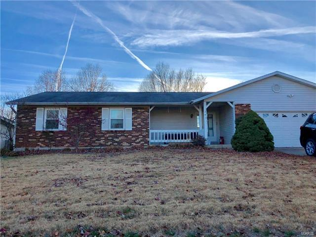 351 Andrews Trail, Saint Peters, MO 63376 (#18003687) :: Clarity Street Realty