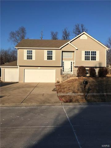 218 Split Rail Drive, Wentzville, MO 63385 (#18003709) :: St. Louis Finest Homes Realty Group