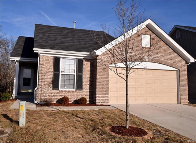 633 Fair Bluff, Wentzville, MO 63385 (#18003729) :: St. Louis Finest Homes Realty Group