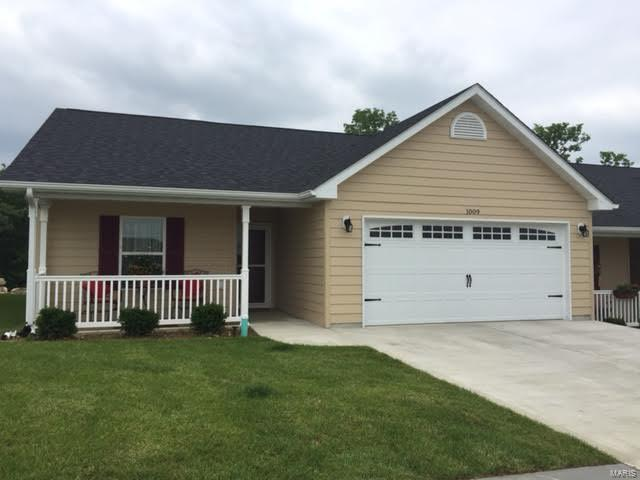 1024 Hawk Ridge #2, Union, MO 63084 (#18003740) :: Holden Realty Group - RE/MAX Preferred