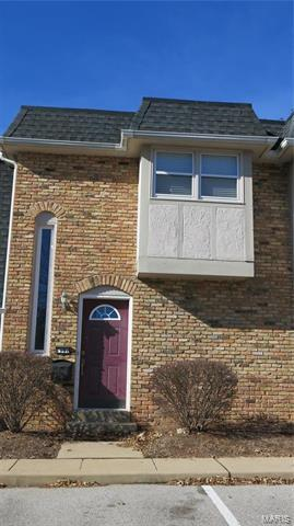 1191 Town And Four Parkway Drive #1191, St Louis, MO 63141 (#18003780) :: Clarity Street Realty