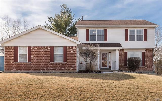 713 Carriage Trail Drive, O'Fallon, MO 63368 (#18003790) :: St. Louis Finest Homes Realty Group