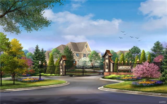 13202 Lochenheath (Lot 6) Court, Town and Country, MO 63131 (#18003818) :: Clarity Street Realty