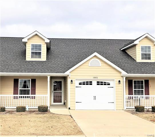 1005 Hawk Ridge Drive, Union, MO 63084 (#18003921) :: Sue Martin Team
