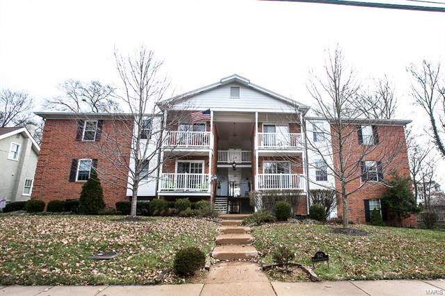542 N Clay Avenue Avenue #9, Kirkwood, MO 63122 (#18003971) :: Clarity Street Realty