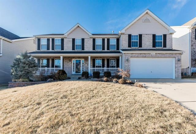 6241 Vista View Drive, House Springs, MO 63051 (#18004097) :: St. Louis Finest Homes Realty Group