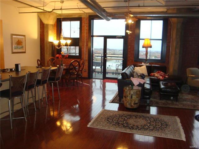 1619 Washington Avenue #601, St Louis, MO 63103 (#18004121) :: PalmerHouse Properties LLC