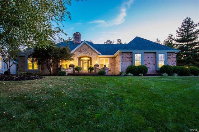 1171 Whitmoor Drive, Weldon Spring, MO 63304 (#18004231) :: The Kathy Helbig Group