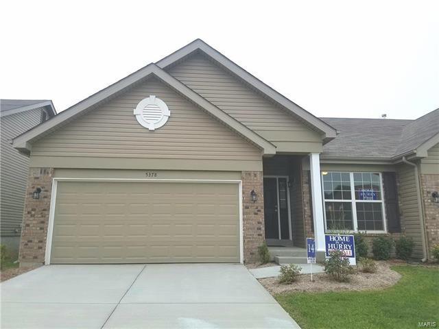 5378 Trailhead Court, Eureka, MO 63025 (#18004310) :: PalmerHouse Properties LLC