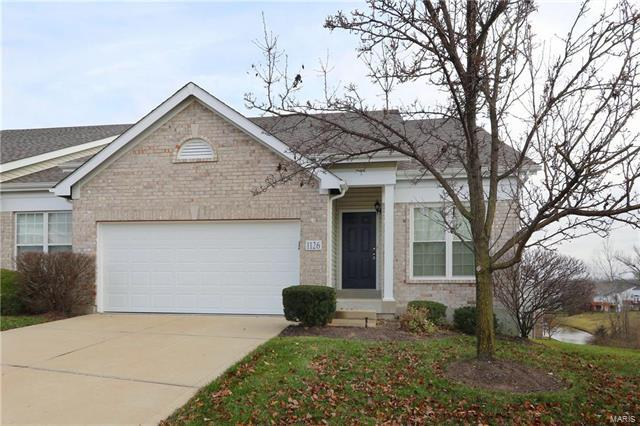 1126 Arbor Place Drive, Manchester, MO 63088 (#18004457) :: Clarity Street Realty