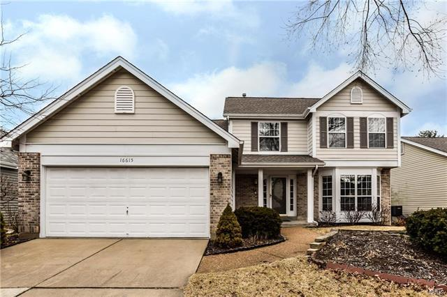 16615 Chesterfield Farms Drive, Chesterfield, MO 63005 (#18004918) :: Clarity Street Realty