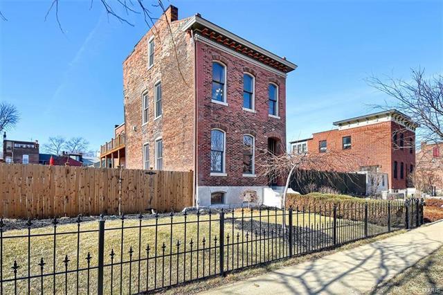 1209 Dolman Street, St Louis, MO 63104 (#18004941) :: Sue Martin Team