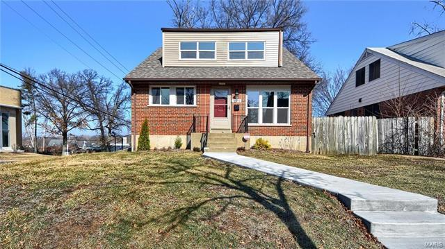 7491 Amherst Avenue, University City, MO 63130 (#18005018) :: Clarity Street Realty