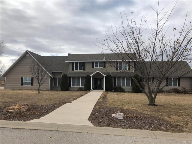 1481 Rader Drive, Lebanon, MO 65536 (#18005232) :: St. Louis Finest Homes Realty Group