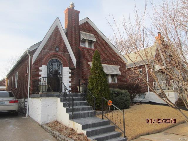 5943 Alpha Avenue, St Louis, MO 63147 (#18005259) :: Clarity Street Realty