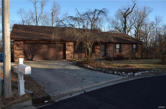 440 Timberline Court, Shiloh, IL 62269 (#18005305) :: Clarity Street Realty