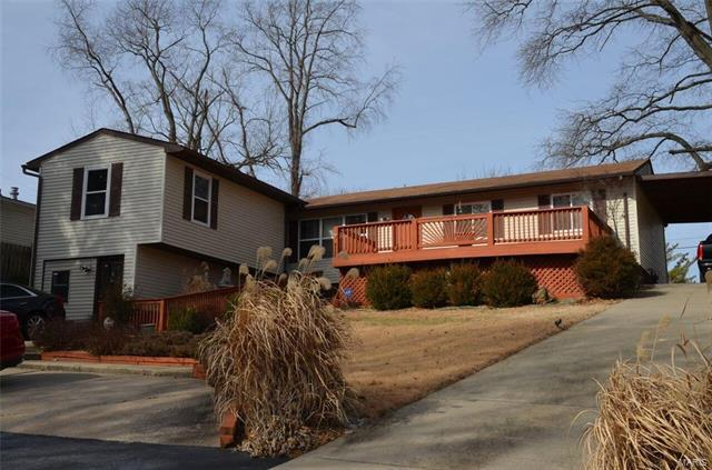 711 S 15th Street, Belleville, IL 62220 (#18005320) :: Fusion Realty, LLC